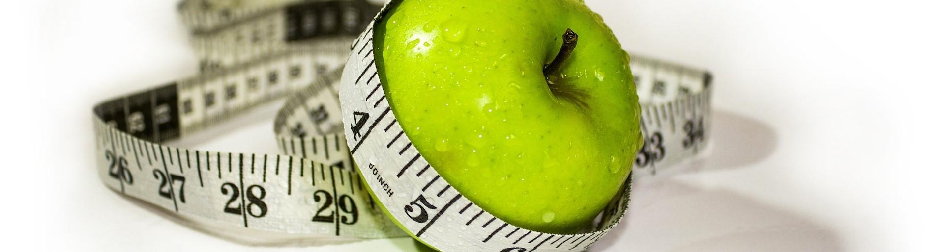 Vægttab, BMI og taljemål